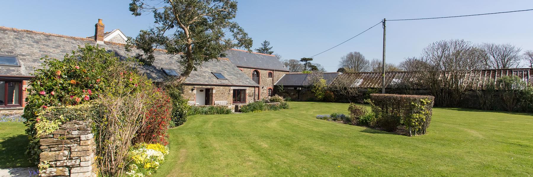 Bucklawren Cottages